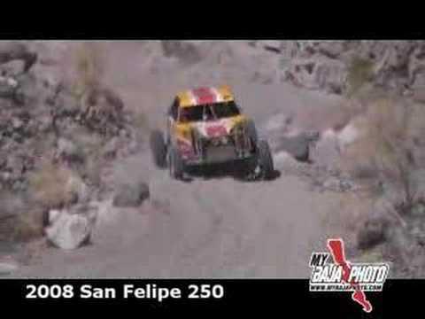 2008 San Felipe 250 - Trucks & cars