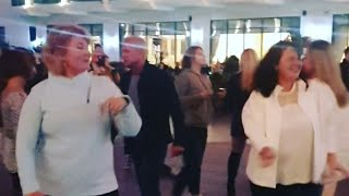 Турция Зимой После УЖИНА Танцуют ВСЕ Отель Адалия Элит Лара