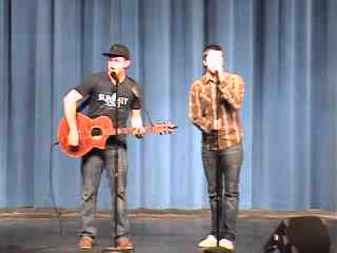 A Day To Remember - All I Want Cover - Talent Show