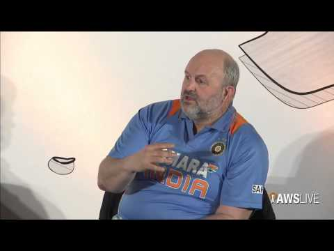 AWS Summit 2013 | Bangalore - Closing Session, Fireside Chat with Dr. Werner Vogels