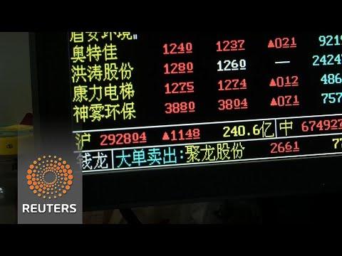 China shares get MSCI nod in landmark moment