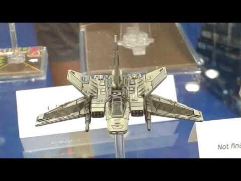 X-wing Wave 12 close up photos