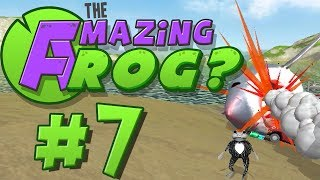 """Let's Play """"Amazing Frog?"""" 4-Player [Part 7]"""