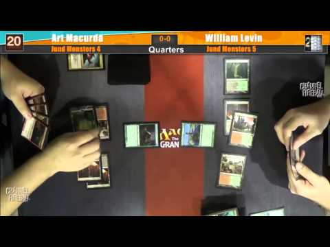 Grand Prix Phoenix 2014 Quarterfinals: Eric Froehlich vs. Ga