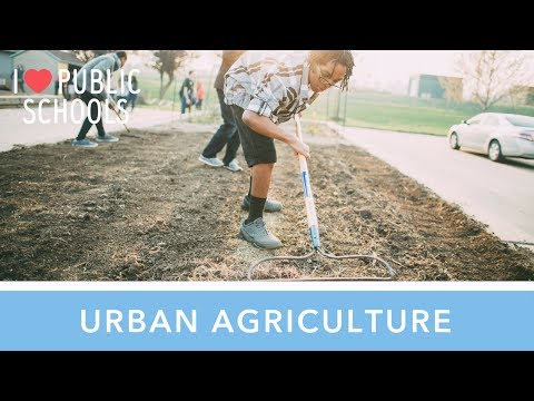 Omaha Bryan High School: Urban Agriculture Academy (HD)