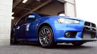 Mitsubishi Lancer Evolution Final Edition 2015 Videos