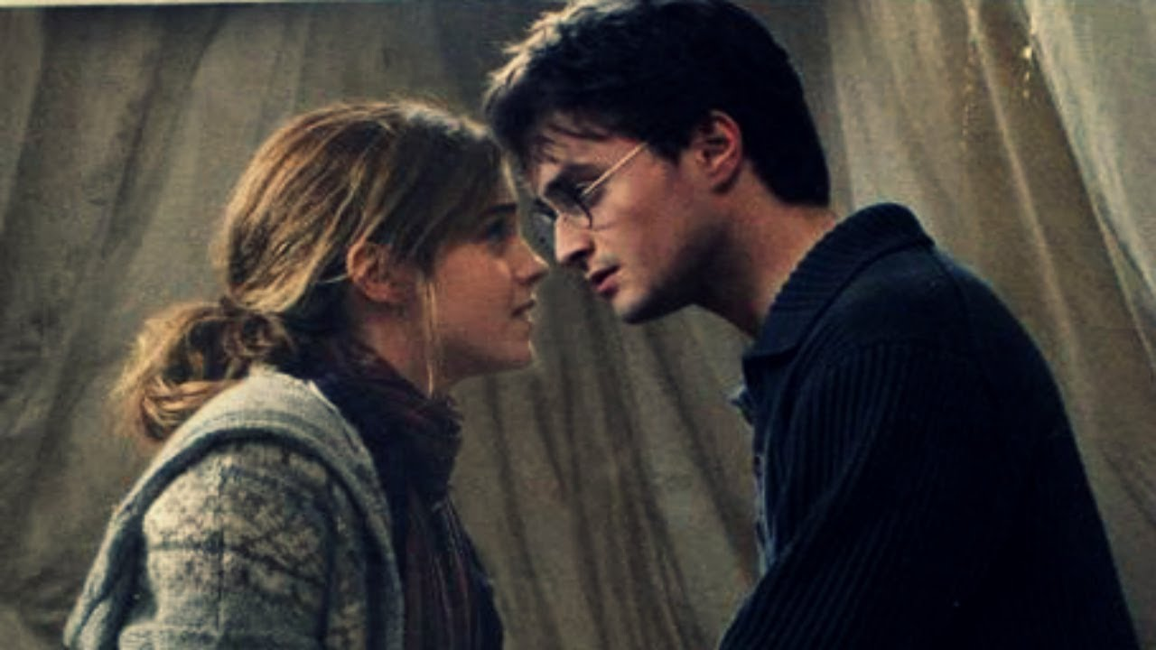 Harry  Hermione  Perfect Harry Potter - Youtube-7654