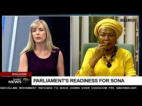 Baleka Mbete reacts to EFF's threats to turn SONA into Q&A session