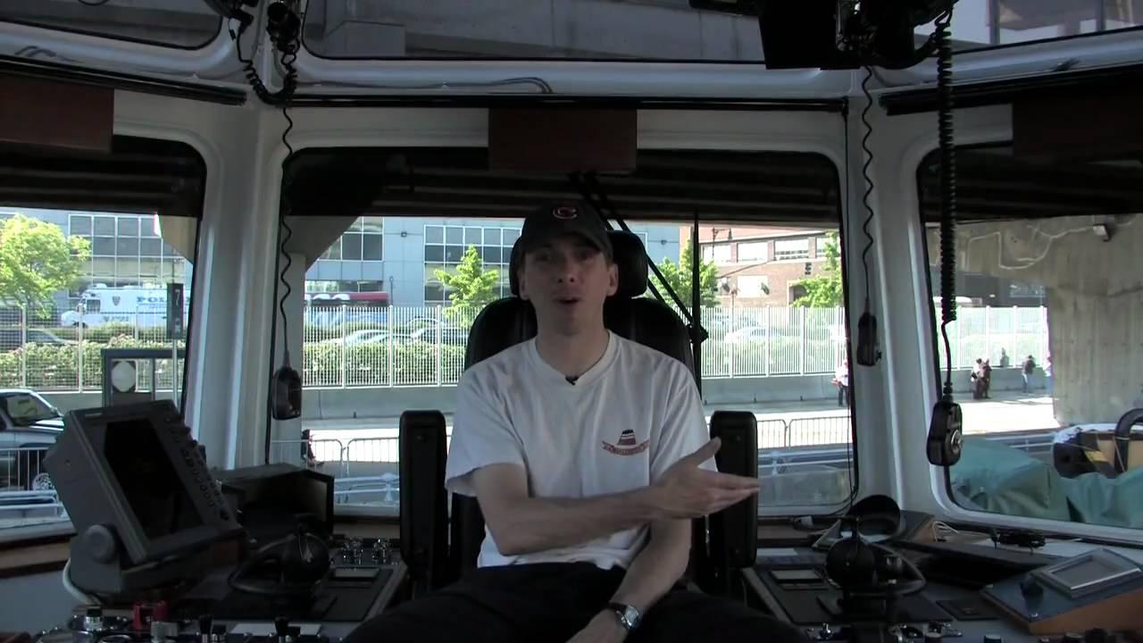 New York on the Clock: Chris Baker, Tugboat Captain