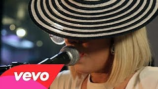 Lady Gaga - Poker Face (Live at Live Lounge with Jo Whiley)