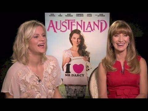 Jane Seymour and Georgia King Exclusive: Austenland