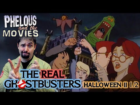 The Real Ghostbusters: Halloween II 1/2