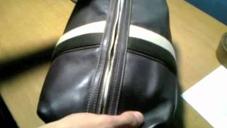 9741ca1296 Unboxing Coach Men s Traveling ...
