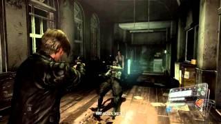 Resident Evil 6 PC Benchmark GTX 680 SLI