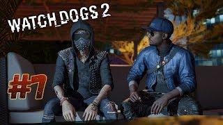 Watch Dogs 2 Настоящие лицо Ренча!!!! Проникли в здание ФБР.