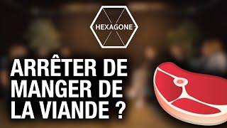 VÉGÉTARIENS vs VÉGANS vs CARNISTES - Débat - Hexagone #2