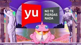 Streaming 'yu no te pierdas nada' + hora yutuber (25/06/2019)
