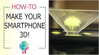 Turn your Device into 3D device! | AndroTrix