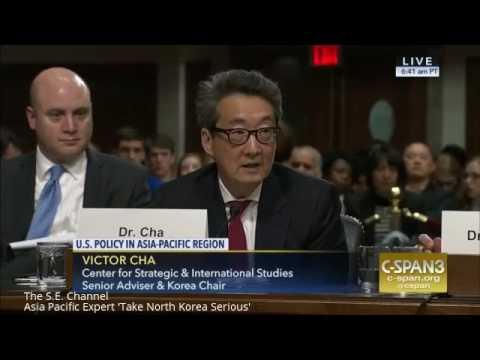Asia Pacific Expert 'Take North Korea Serious'