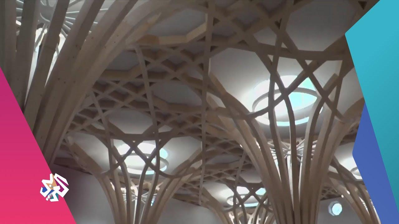 قناة العربي:شبابيك│افتتاح مسجد صديق للبيئة في مدينة كامبريدج