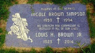 How to find Nicole Brown Simpson Grave