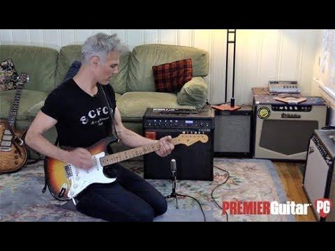 First Look: Line 6 Spider V 120 MkII | Premier Guitar