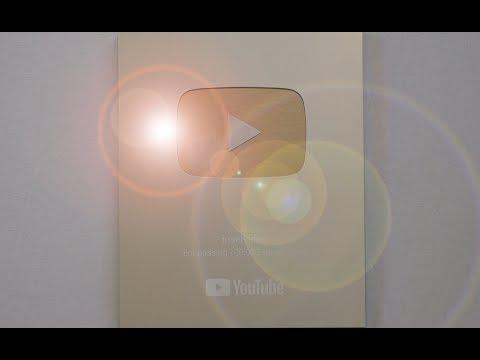 A Dream Come True | 100.000 Subscriber Silver Play Button | inselvideo