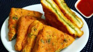 ബ്രെഡ് കൊണ്ട് എത്രകഴിച്ചാലും മതിവരാത്ത ഒരു സൂപ്പർ സ്നാക്ക്സ് || Bread Snacks || Breakfast recipes