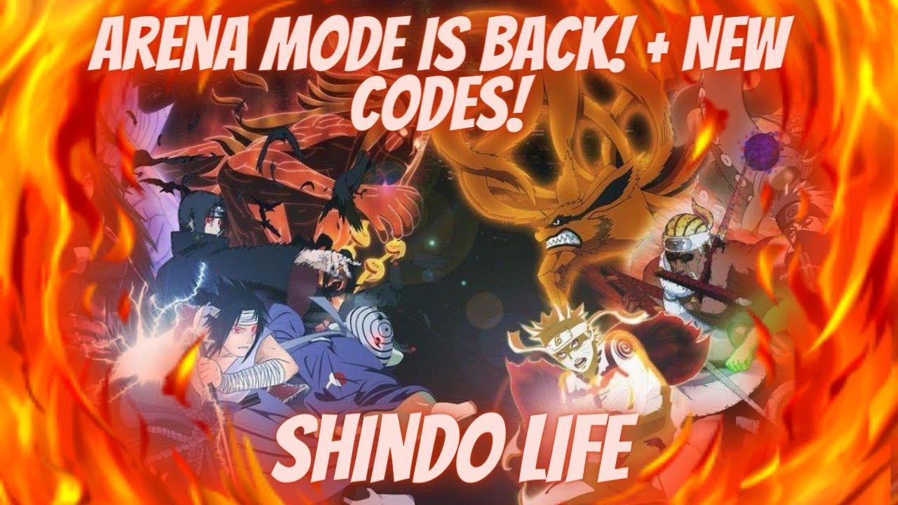 Codes For Shindo Life 2 / Roblox Shindo Life Shinobi Life ...