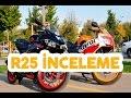 Yamaha YZF R25 İnceleme ve Honda CBR 250R ile kıyaslama