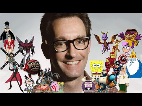 "Thumbnail: The Many Voices of ""Tom Kenny"" In Animation & Video Games"
