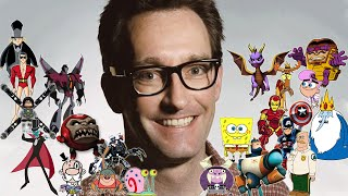 "The Many Voices of ""Tom Kenny"" In Animation & Video Games Video"