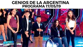 genios-de-la-argentina-en-showmatch-programa-completo-17-05-19