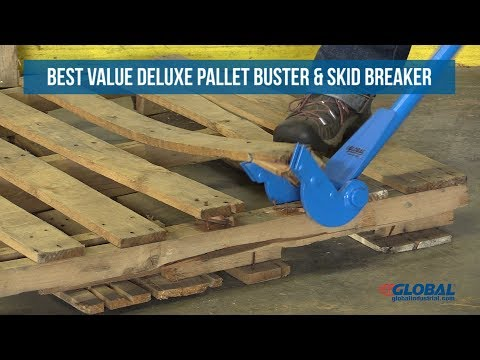 Best Value Deluxe Pallet & Skid Buster