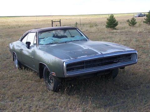 """1970 Dodge Charger 500"" Personal Project Video"