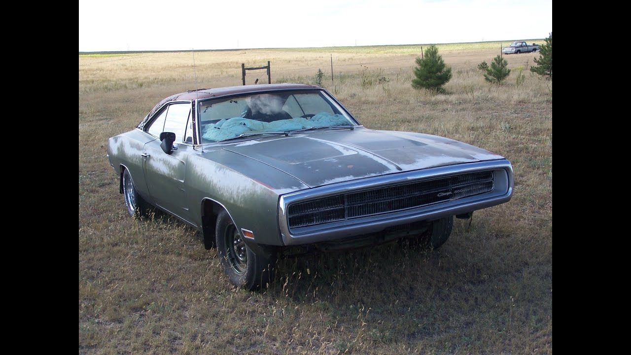 "Charger Daytona For Sale >> ""1970 Dodge Charger 500"" Personal Project Video - YouTube"