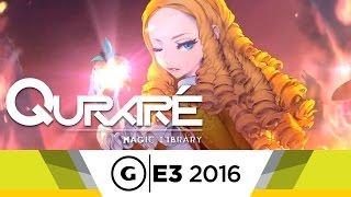 Qurare: Magic Library - E3 2016 Trailer