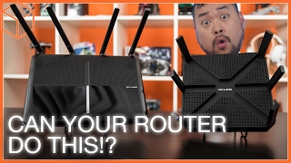 TP-Link C3150 and C3200: Multimedia vs. Gaming Routers