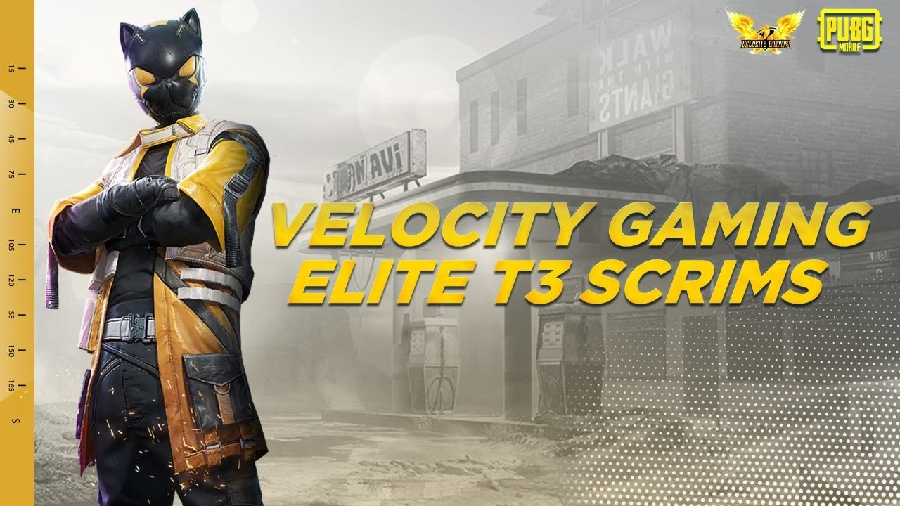 VELOCITY GAMING ELITE T3 SCRIMS |  CASTER GODS EYE ELEMENTS | TO PLAY REGISTER ON DISCORD