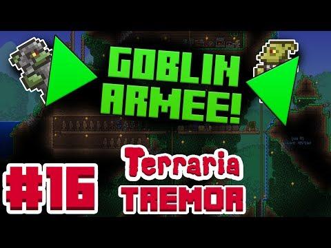 GOBLIN ARMEE! | #16 | Terraria Tremor Mod Let's Play (Together) [Deutsch]