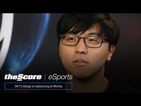 Bengi on potential Worlds opponents: 'I hope we don't go against Fnatic in the quarterfinals'