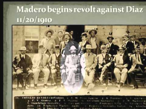 Intervention: The U.S. Involvement in the Mexican Revolution - Part 1