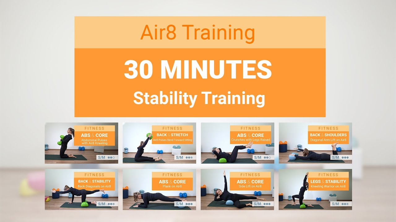 30 MINUTES STABILITY TRAINING