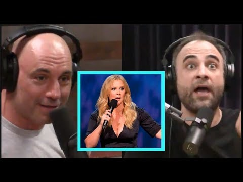 Joe Rogan Argues Over Amy Schumer Joke Theft Accusations