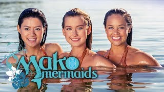 Mermaids in trouble? The danger of the mop | Mako Mermaids