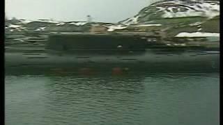 Гибель атомной подводной лодки «Комсомолец» 1989