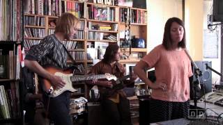 Taken By Trees: NPR Music Tiny Desk Concert