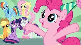 """MLP Sings """"Ponies Just Want to Have Fun"""" Pinkie Pie PMV"""