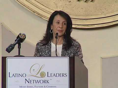 Latino Leaders Luncheon with Maria Hinojosa (November 6, 2007)