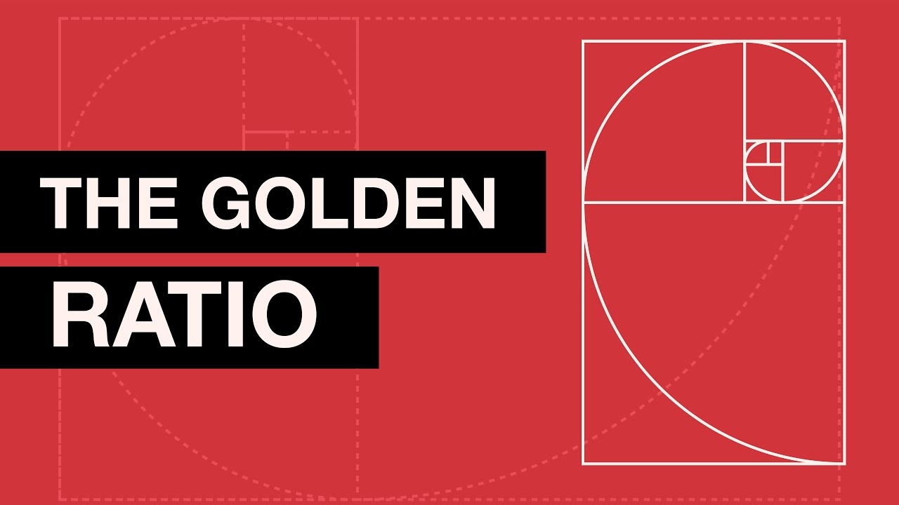 Poster design golden ratio - Logo Design Tutorial The Golden Ratio